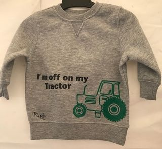 Sweat Shirt TRACTOR
