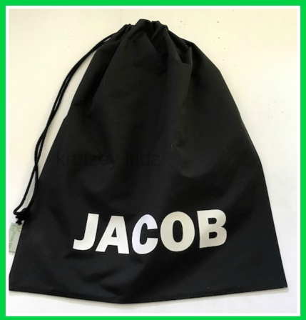 Swimming or Wet Bag Personalized