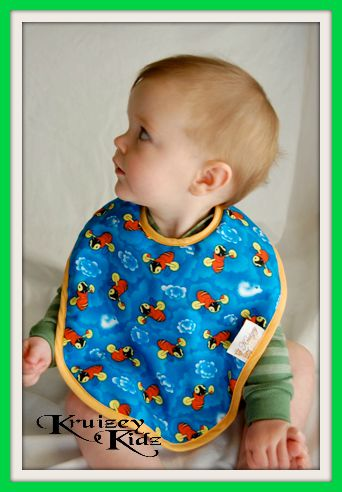Bibs and Teething Rings