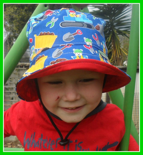 Reversible Bucket Hat (Boys)